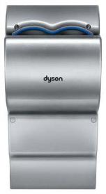 Dyson Händetrockner Airblade AB14 db steel 50 Prozent leiser