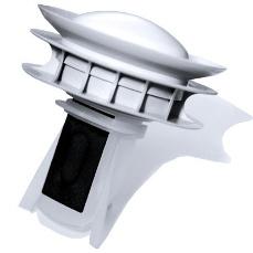Verschluss für wasserlose Urinale WaterSave geruchsverschluss