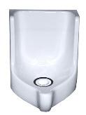 Waterless Urinal mit WaterSave Geruchsverschluss